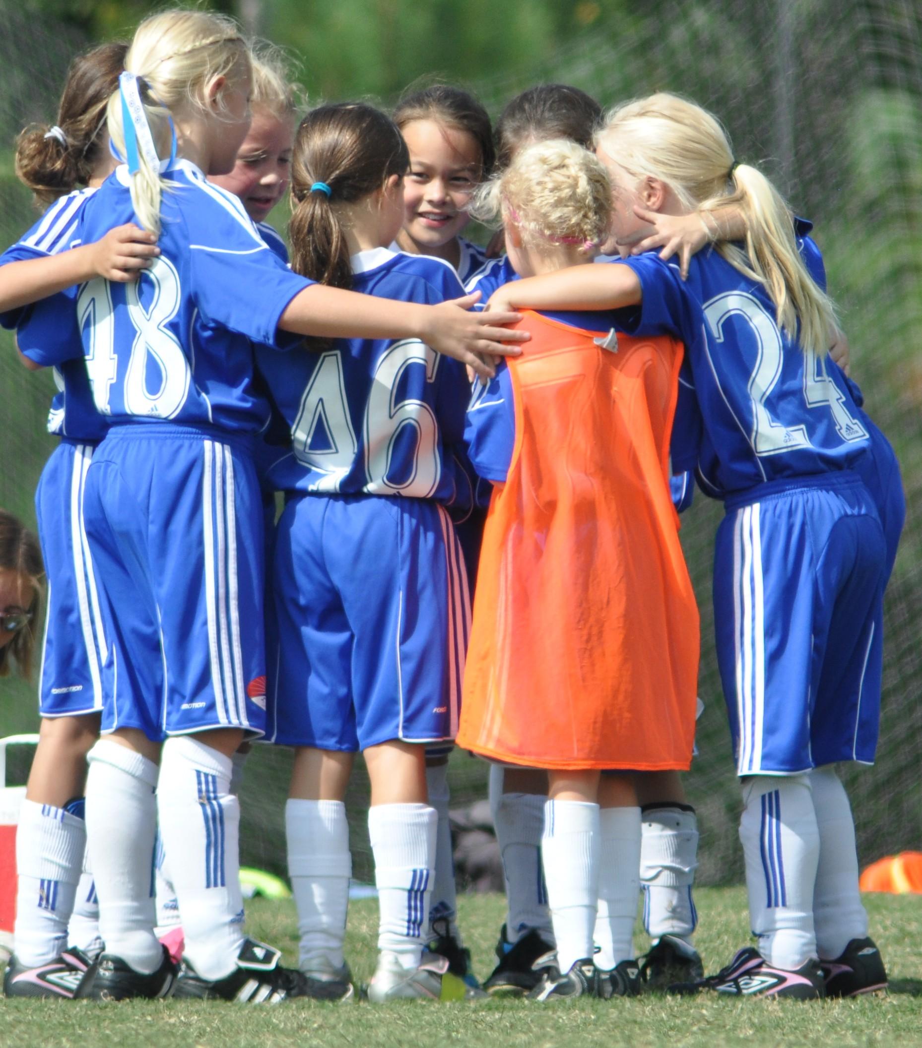 nasa soccer girls - photo #6