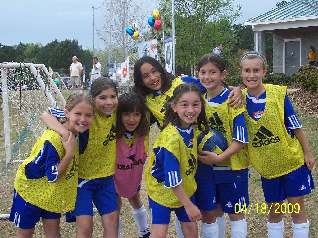 nasa soccer girls - photo #37