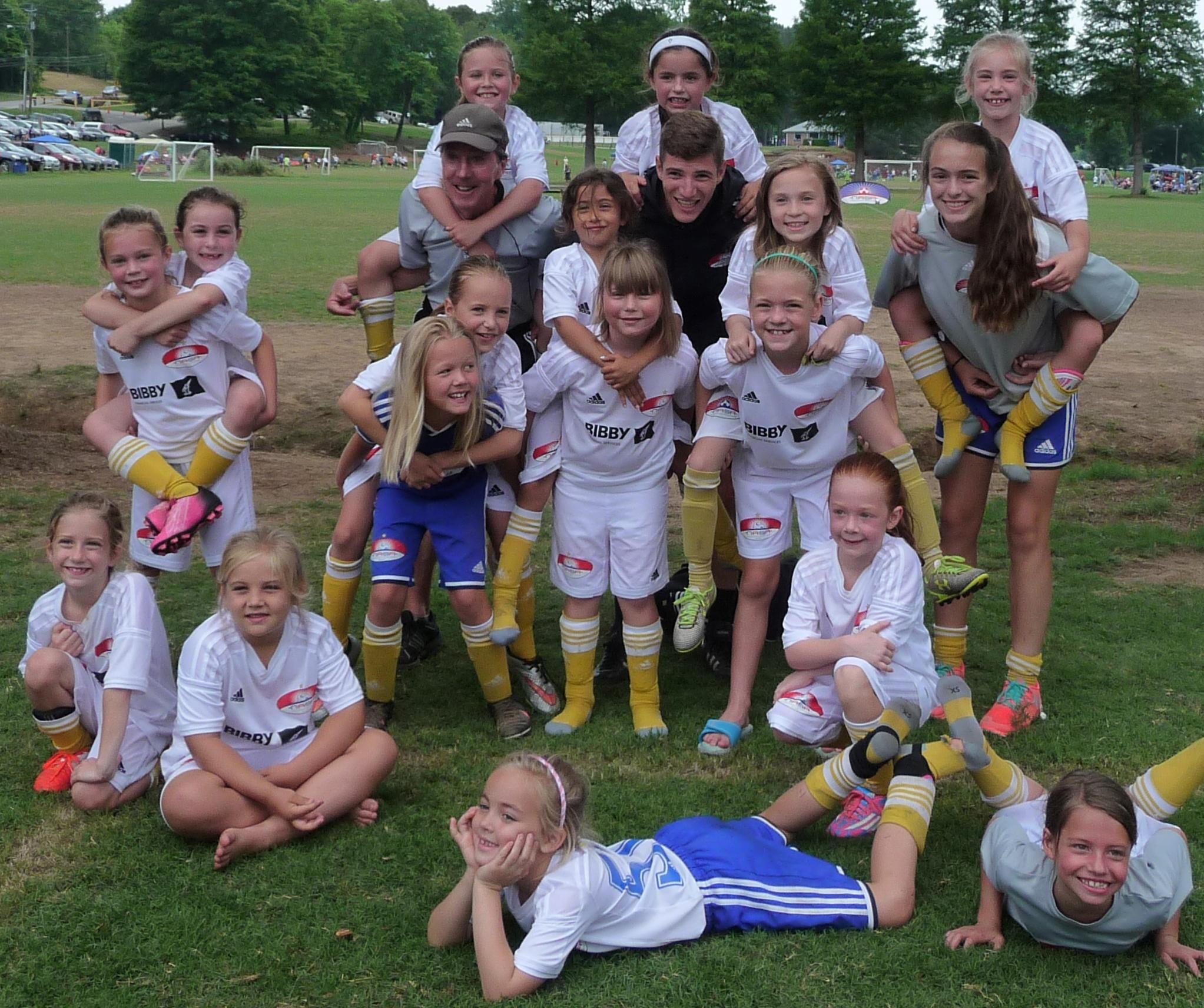nasa soccer girls - photo #13