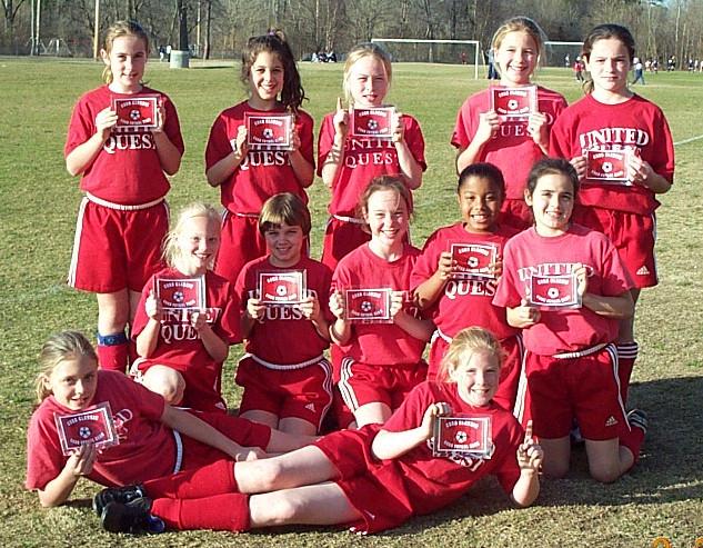 nasa soccer girls - photo #26