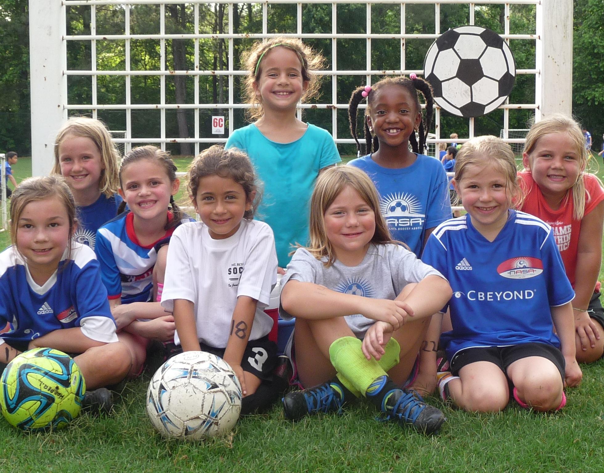 nasa soccer girls - photo #9