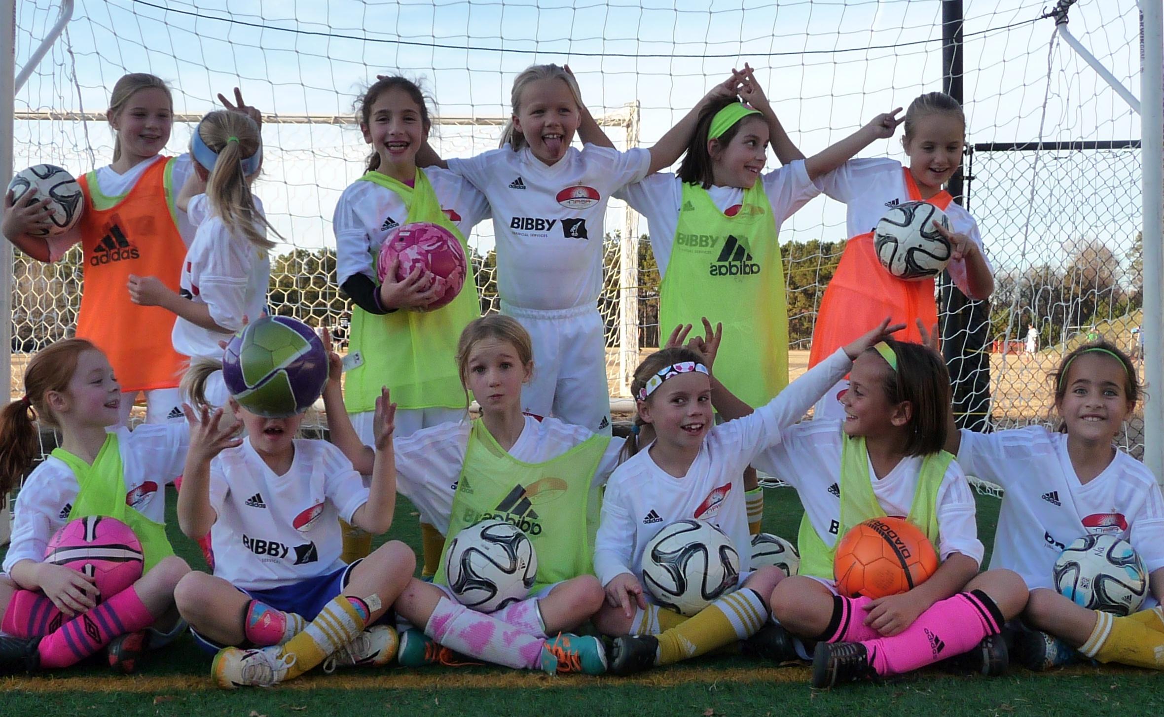 nasa soccer girls - photo #28