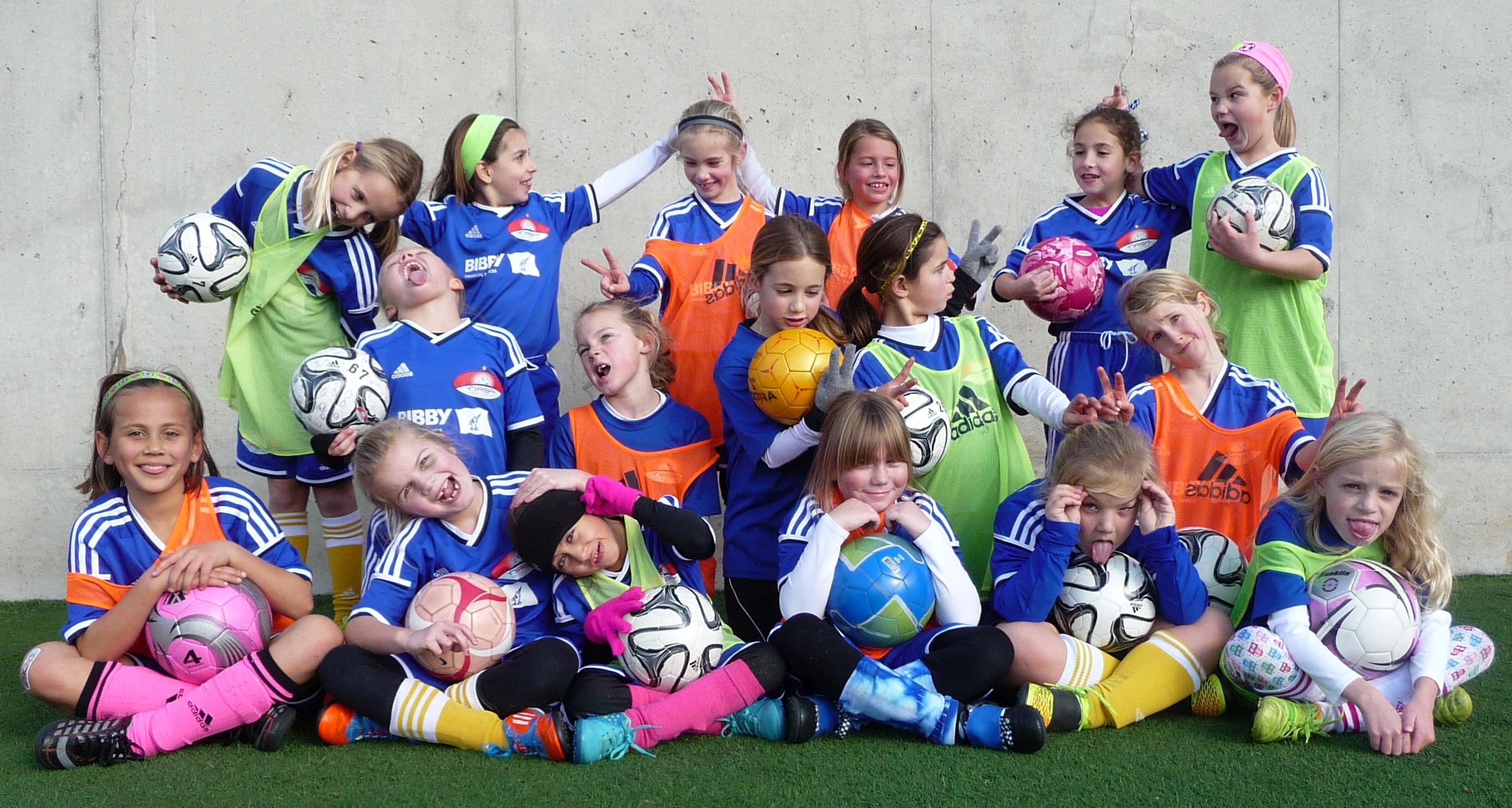 nasa soccer girls - photo #21